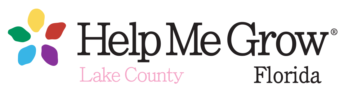 Help Me Grow Lake County program logo